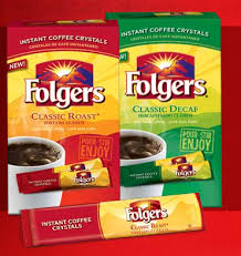 Theres A New 150 1 Folgers Coffee Coupon Available This Can Be Used On Any Product So You Use It The Instant Sticks