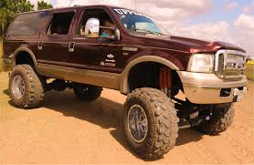 Bad Ass Ford Excursion | Worldkustom.com | Local Heroes – Worldwide