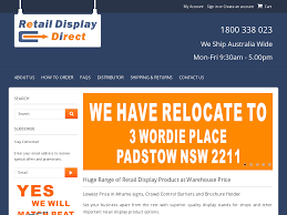 Retail Display Direct Christmas Retail Display Direct Promo ...