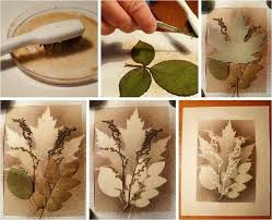 Layered Leaves Tree Art Projects Adults Children Pinterest
