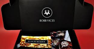 Robb Vices Reserve Limited Edition Cashmere And Spiked Cocoa Box Review
