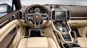 2015 Porsche Cayenne Interior Interior Ideas