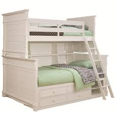 Atlantic Bedding And Furniture Fayetteville Nc by Lea Industries Hannah Twin Over Full Bunk Bed With Storage