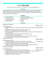 Maintenance Technician Resume Sample | Technician Resumes ... Technology Resume Examples And Samples Mechanical Engineer New Grad Entry Level Imp 200 Free Professional For 2019 Sample Resume Experienced It Help Desk Employee Format Fresh Graduates Onepage Entrylevel Lab Technician Monstercom Retail Pharmacy Velvet Jobs Job Technical Complete Guide 20 9 Amazing Computers Livecareer Electrical Fresh Graduate Objective Ats Templates Experienced Hires