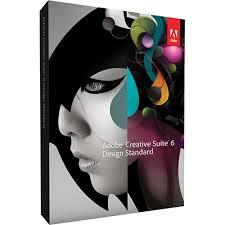 Adobe CS 6 Design Standard includes shop CS6 Illustrator