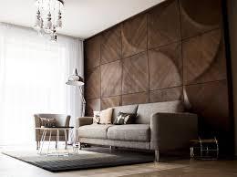 3d wandpaneele wandverkleidung holz edel wohnzimmer sofa
