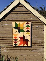 Falling Leaves Barn Quilt | Barn Quilts By Chela | Pinterest ... Coos County Barn Quilt Trail Quilts Visit Southeast Nebraska And The American Movement Ohio Red Rainboots Handmade Laurel Lone Star Hex Signs Murals Field Trip Turnips 2 Tangerines What Are A Look At Their History This Website Has A Photo Gallery Of 67 Barn Quilt Block Designs 235 Best Patterns Images On Pinterest Ontario Plowmens Association Commemorative Landscapes North Carolina