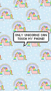 Unicorn Wallpaper And Rainbow Image