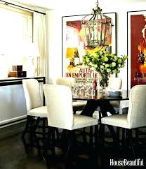 Dining Room Wall Pictures Full Size Decor Design Ideas Rustic With Art Area