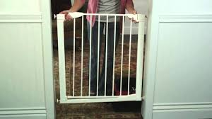 Summer Infant Decor Extra Tall Gate Instructions by The Auto Close Installation Tips Youtube