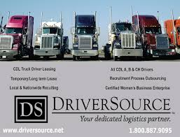DriverSource Inc. | News And Information For The Transportation Industry National Occupational Standards Trucking Hr Canada The Evils Of Truck Driver Recruiting Talkcdl Careers Teams Transport Logistics Owner Meet Tania Your New Recruiter Abco Transportation Mesilla Valley Cdl Driving Jobs Len Dubois 28 Best Images On Pinterest Drivers Young Drivers Are The Key To Future Randareilly Atlas Company Llc Recruitment Video Youtube How To Convert Leads Facebook