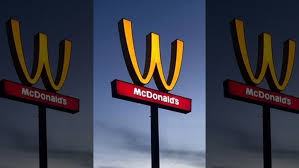 The Fast Food Chain Is Drawing Mixed Reactions For Flipping Its Iconic Logo Upside Down