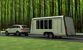 100 Modern Design Travel Trailers Voyager Trailer Concept Christopher Frank Design
