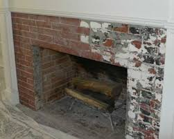 how to install a fireplace surround using tile or veneer