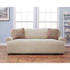 Bed Bath And Beyond Couch Slipcovers by Lucia Love Corduroy Sofa Slipcover Bed Bath U0026 Beyond