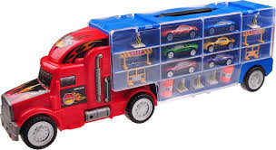 Car Transporter Toy For Boys & Girls TG664 - Cool Toy Truck With ... 165 Alloy Toy Cars Model American Style Transporter Truck Child Cat Buildin Crew Move Groove Truck Mighty Marcus Toysrus Amazoncom Wvol Big Dump For Kids With Friction Power Mota Mini Cstruction Mota Store United States Toy Stock Image Image Of Machine Carry 19687451 Car For Boys Girls Tg664 Cool With Keystone Rideon Pressed Steel Sale At 1stdibs The Trash Pack Sewer 2000 Hamleys Toys And Games Announcing Kelderman Suspension Built Trex Tonka Hess Trucks Classic Hagerty Articles Action Series 16in Garbage