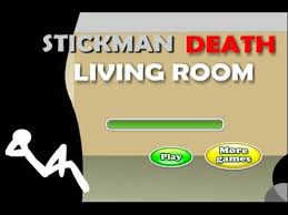 stickman death living room youtube