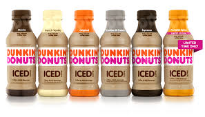 EXPLORE ICED COFFEE Dunkin Anytime