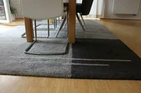 moderner grauer teppich für wohnzimmer esszimmer reserviert