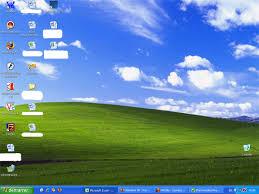 bureau windows le bureau de windows xp