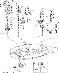 John Deere 48c Mower Deck Manual by John Deere Garden Tractor Parts Home Outdoor Decoration