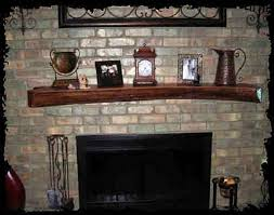 Wood Fireplace Mantel Shelves Designs by 105 Best Rustic Fireplace Ideas Images On Pinterest Fireplace