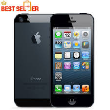 Hot Top Unlocked Sale Original Apple iPhone 5 WCDMA Cell Mobile