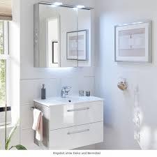 pelipal solitaire 6910 badmöbel set mit mineralmarmor waschtisch 70 cm