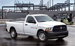 100 2012 Trucks Ram Adds Tradesman 1500 Heavy Duty Model In Addition To Crew And