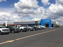 100 Moses Lake Truck Sales Bud Clary Chevrolet Of 12056 N Frontage Rd E