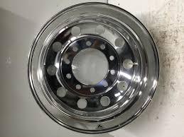 100 Heavy Duty Truck Wheels PILOT 225 ALUM Stock 24681572 TPI