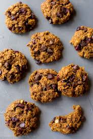 Easy Pumpkin Chocolate Chip Scones by Healthy Pumpkin Chocolate Chip Oatmeal Cookies Sallys Baking