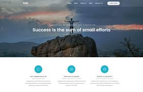 Folie Small Businesses WP Template Just Another WordPress Site Compressed