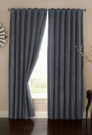 Sound Dampening Curtains Uk by Absolute Zero Velvet Blackout Home Theater Curtain Panel 95 Inch