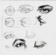 Photos Basic Sketch Of Eyes