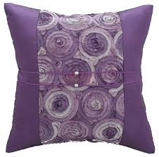 Decor Purple Throw Pillows Decorative Pillows