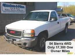 2004 GMC Sierra 1500 Regular Cab 4x4 In Summit White - 111516 ... 2006 Gmc Sierra 1500 Slt Z71 Crew Cab 4x4 In Stealth Gray Metallic Is Best Improved June 2015 As Fseries Struggles 1954 Pickup Classics For Sale On Autotrader 2016 Canyon Overview Cargurus Sle 4wd Extended Cab Rearview Back Up 2011 2500 Truck St Cloud Mn Northstar Sales Lifted Trucks For Salem Hart Motors Autolirate At The New York Times Us Midsize Jumped 48 In April Colorado 1965