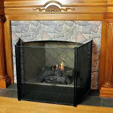 Fireplace Covers Doors Online For Drafts Flat Screens Home Depot