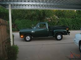 1981 Dodge D150 Pickup Truck Restored, 6 Door Truck For Sale Ebay ... 1951 Chevrolet Pickup Truck Ebay Sell Video Youtube 1953 Chevy For Sale Ebay 5 Window 1947 1948 Motors Trucks Lovely 2007 Ford 4l Cam Phaser Bangshift 1976 Dodge On Is Perfection Wheels 1992 F250 4x4 Work Before 1977 Gmc Sierra Pick Up Truck Sold Oldmotorsguycom Bangshiftcom 1934 This Custom 1991 Geo Metro For On Ebay Might Be The Worlds Toyota Diesel Craigslist Best Car Reviews 2019 This A Scam The Fast Lane Pin By Aaron Tokarski Chevygmc Ad 3100