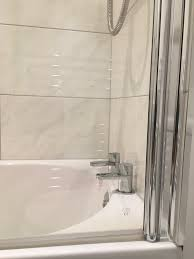 Bathtub Splash Guard Uk by Leak In Bath Screen Hinge Bathrooms Ensuites U0026 Wetrooms
