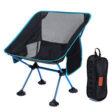 CAMEL CROWN Portable Folding Camping Chairs, Ultralight Folding Backpacking  Chairs With Carry Bag For Outdoor, Camping, Fishing, Beach, Travel Camping Folding Chair High Back Portable With Carry Bag Easy Set Skl Lweight Durable Alinum Alloy Heavy Duty For Indoor And Outdoor Use Can Lift Upto 110kgs List Of Top 10 Great Outdoor Chairs In 2019 Reviews Pepper Agro Fishing 1 Carrying Price Buster X10034 Rivalry Ncaa West Virginia Mountaineers Youth With Case Ygou01 Highback Deluxe Padded