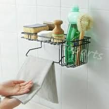 spülbecken organizer wand regal duschregal