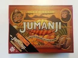 Image Is Loading New Jumanji Board Game In Real Wood