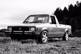Jacob Emmons's 1980 Volkswagen Rabbit Pickup On Wheelwell