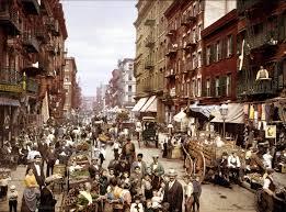 New York City Christmas Tree Disposal 2015 by New York City Wikipedia