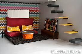 Barbie Living Room Furniture Diy by Diy Dollhouse Living Room Dining Room Part 2 Of 6 Lansdowne