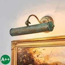 wandstrahler bilderleuchte lindby wandleuchte in bronze
