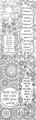 Eight Bible Verse Coloring BookmarksThe ZIP Folder Includes