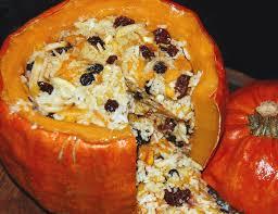 cuisiner citrouille ghapama citrouille farcie d un ragoût plat arménien légumes