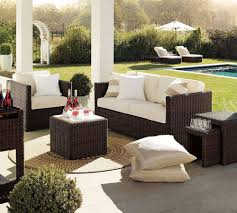 Kohls Patio Chair Cushions by Outdoor Living Room With Fireplace White Tile Floor Rattan Varnish